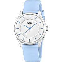 Uhr nur Zeit frau Calypso Sweet Time K5733/3