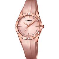 Uhr nur Zeit frau Calypso Trendy K5716/4