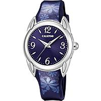 Uhr nur Zeit frau Calypso Trendy K5734/5