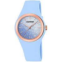 Uhr nur Zeit frau Calypso Trendy K5755/4
