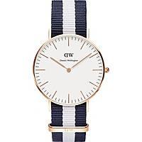 Uhr nur Zeit frau Daniel Wellington Classic DW00100031