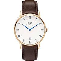 Uhr nur Zeit frau Daniel Wellington Dapper Bristol DW00100094