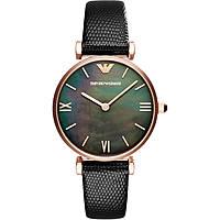 Uhr nur Zeit frau Emporio Armani AR11060