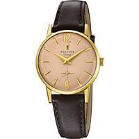 Uhr nur Zeit frau Festina Extra Collection F20255/2