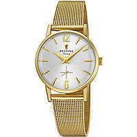Uhr nur Zeit frau Festina Extra Collection F20259/1