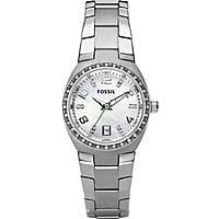 Uhr nur Zeit frau Fossil AM4141
