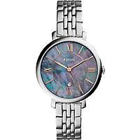 Uhr nur Zeit frau Fossil Jacqueline ES4205