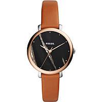 Uhr nur Zeit frau Fossil Jacqueline ES4378