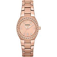 Uhr nur Zeit frau Fossil Serena AM4508
