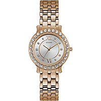 Uhr nur Zeit frau Guess Blush W1062L3