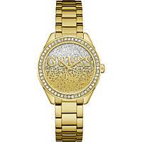 Uhr nur Zeit frau Guess Glitter Girl W0987L2