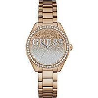 Uhr nur Zeit frau Guess Glitter Girl W0987L3