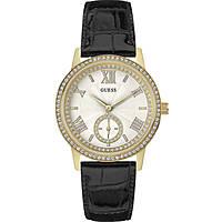 Uhr nur Zeit frau Guess Gramercy W0642L2