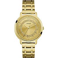 Uhr nur Zeit frau Guess Montauk W0933L2