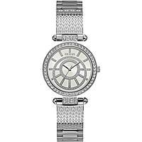 Uhr nur Zeit frau Guess Muse W1008L1