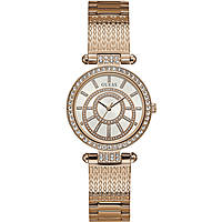 Uhr nur Zeit frau Guess Muse W1008L3