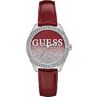 Uhr nur Zeit frau Guess W0823L3
