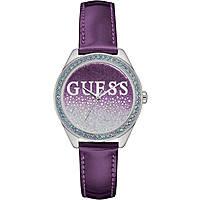 Uhr nur Zeit frau Guess W0823L4