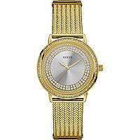 Uhr nur Zeit frau Guess Willow W0836L3