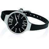 Uhr nur Zeit frau Hoops Cherie Midi 2570LD01