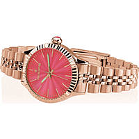 Uhr nur Zeit frau Hoops Luxury 2560LG-11