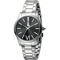 Uhr nur Zeit frau Just Cavalli Relaxed JC1L010M0075