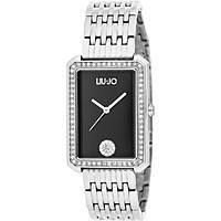 Uhr nur Zeit frau Liujo Unique Brill TLJ1276