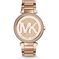Uhr nur Zeit frau Michael Kors MK5865
