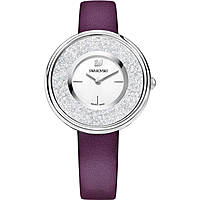 Uhr nur Zeit frau Swarovski Crystalline 5295355