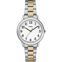 Uhr nur Zeit frau Timex Easy Reader TW2R23900