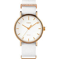 Uhr nur Zeit frau Timex Fairfield Crystal TW2R49100