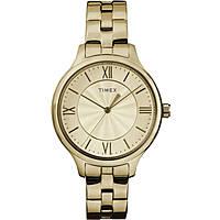 Uhr nur Zeit frau Timex Peyton TW2R28100