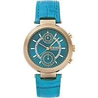 Uhr nur Zeit frau Versus V Trocadero Multifunction S79050017