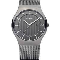 Uhr nur Zeit mann Bering Solar 14640-077