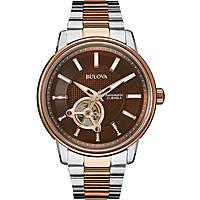 Uhr nur Zeit mann Bulova Bva Series 98A140