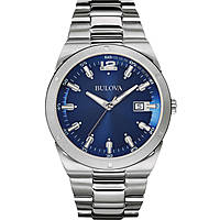 Uhr nur Zeit mann Bulova Dress 96B220