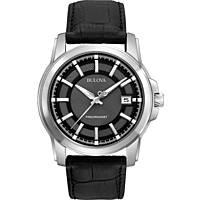 Uhr nur Zeit mann Bulova Langford 96B158