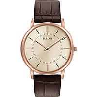 Uhr nur Zeit mann Bulova Ultra Slim 97A126
