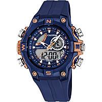 Uhr nur Zeit mann Calypso Anadigit K5586/5