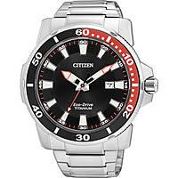 Uhr nur Zeit mann Citizen Eco-Drive AW1221-51E