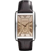 Uhr nur Zeit mann Emporio Armani AR1605