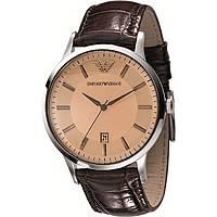Uhr nur Zeit mann Emporio Armani AR2427