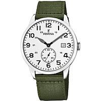 Uhr nur Zeit mann Festina Estuche F20347/1
