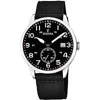 Uhr nur Zeit mann Festina Estuche F20347/3