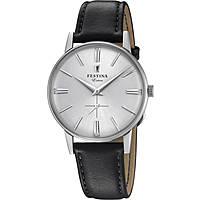 Uhr nur Zeit mann Festina Extra Collection F20248/1