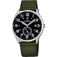 Uhr nur Zeit mann Festina Retro F6859/1