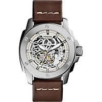 Uhr nur Zeit mann Fossil Machine ME3083