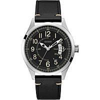 Uhr nur Zeit mann Guess Dakota W1102G1