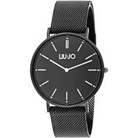 Uhr nur Zeit mann Liujo Navy TLJ1256