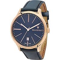 Uhr nur Zeit mann Maserati Attrazione R8851126001
